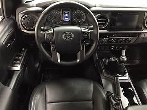 Certified Used 2018 Toyota Tacoma Trd Sport Manual