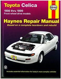 Haynes Toyota Celica Front