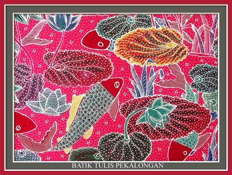 batik tulis pekalongan batik woven fabrics