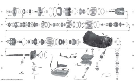 takes transmission parts