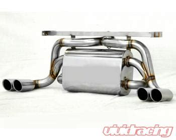 The styling and proportions both inside and out are just right on these cars. Kreissieg 4x70mm Valvetronic Super Howling Catback Exhaust Ferrari F355 94-99   FR-020