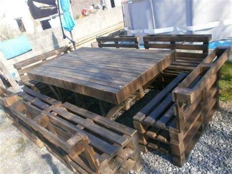 keren  desain furniture  memanfaatkan pallet kayu bekas