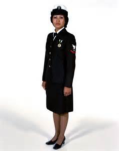 Navy Enlisted Dress Blue Uniform