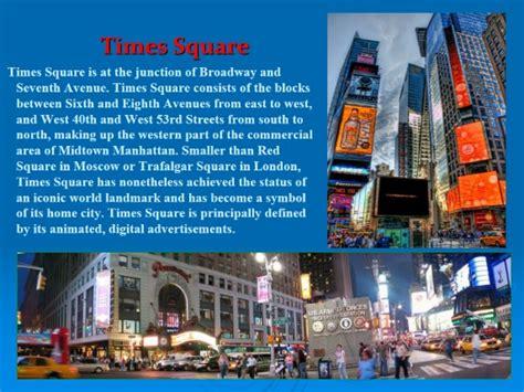 prezentatsiya english speaking countries  york city