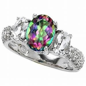 53 best mystic topaz images on pinterest mystic topaz With mystic topaz wedding ring