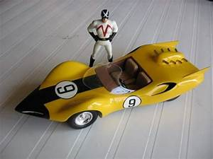 » The cars of Speed Racer: Racer X