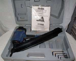 central pneumatic 28 degree framing nailer item 93760 ebay