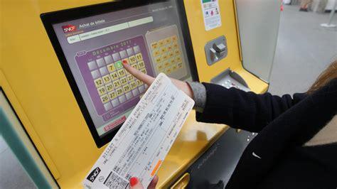 Changer Billet Prime Sncf by Echanger Ou Annuler Billet De Sncf Va Devenir Payant