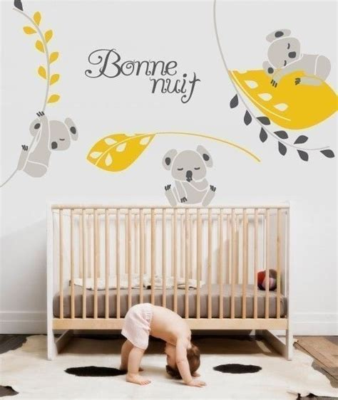 stickers muraux chambre bebe les plus beaux stickers muraux pour la chambre de bébé