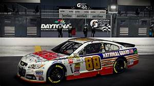 NASCAR 14 Paint Booth Spreadsheets: #88 Dale Earnhardt Jr ...