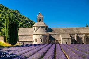 Abbaye Notre-Dame de Sénanque en Provence, France