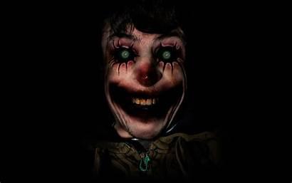 Scary Clown Creepy Carnival