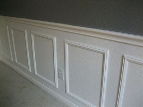 Wainscoting Frames For Wall by Eco Home Ideas Improve Your Home On The Cheap With These