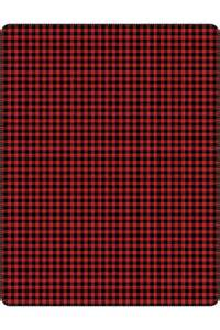 Red and Black Buffalo Plaid Blanket