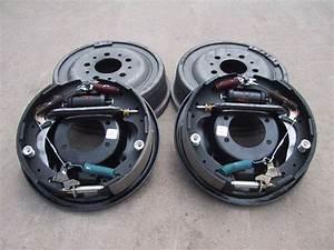 9 U0026quot  Ford Bolt-on 11 U0026quot  Drum Brake Kit - 9 Inch