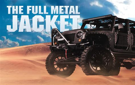 starwood motors jeep wrangler full metal jacket  octane