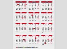Aprobado el Calendario Laboral 2019 en Andalucía los