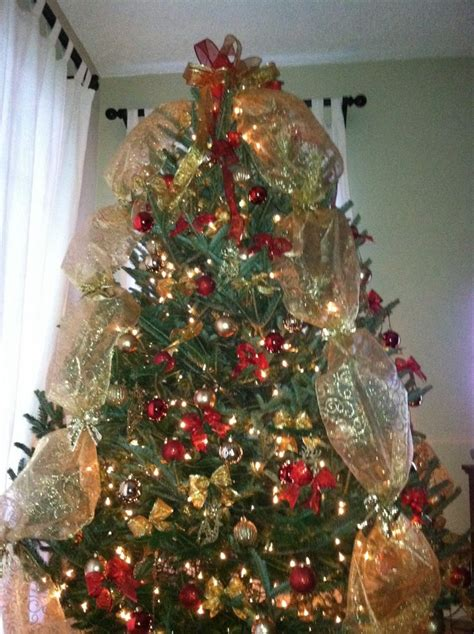 awesome christmas tree decorations  mesh