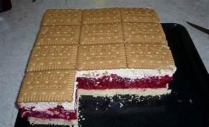 Butterkeks Himbeer Kuchen von melone80 Chefkoch de