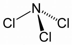 Trichlorure D U0026 39 Azote  U2014 Wikip U00e9dia