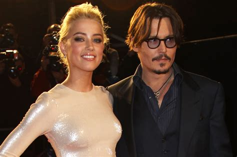 Johnny Depp engaged to Amber Heard | Page Six