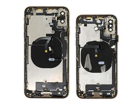 iphone xs xs max show battery origami in ifixit