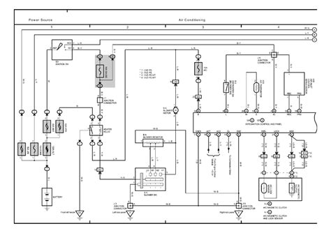2003 Toyotum Tundra Stereo Wiring Diagram by Repair Guides Overall Electrical Wiring Diagram 2001