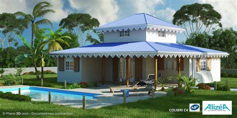 plans maisons plain pied 3 chambres constructeurs de maisons nf en martinique 972 maisons