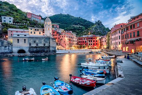 Picture Of The Week Vernazza Italy Andys Travel Blog