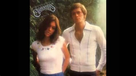 Every note from the smallest percussion part to richness of the. The Carpenters Happy 1975 - YouTube