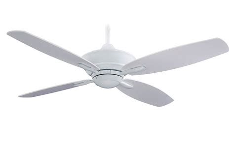 52 white ceiling fan with remote control minka aire f513 wh white new era 52 quot ceiling fan w remote