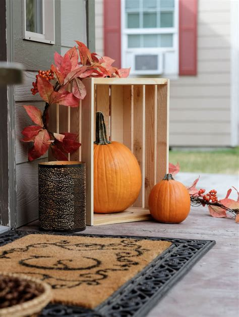 Best Rustic Fall Decor Design Ideas For