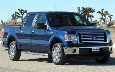 2011 Ford F 150 Safety