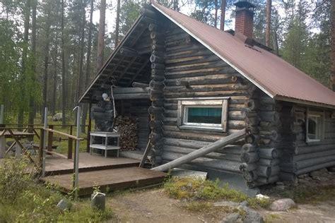 cottage rovaniemi wilderness cottage blockh 252 tten zur miete in rovaniemi