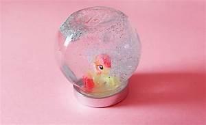Fabriquer Boule à Neige Glycérine : fabriquer une boule neige personnalis e soi m me ~ Zukunftsfamilie.com Idées de Décoration