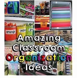 18 Amazing Classroom Organization Tips & Tricks - Happy