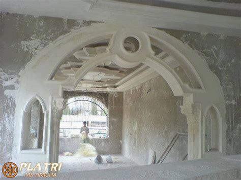 decoration platre moderne marocain placoplatre d 233 coration marocaine traditionnelle d 233 co plafond platre