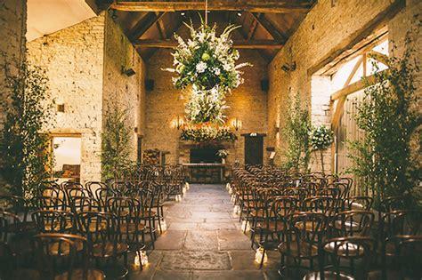 32 uk barn wedding venues onefabday uk