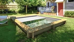 Günstig Pool Kaufen : procopi urban pools mit automatischer poolabdeckung ~ Articles-book.com Haus und Dekorationen