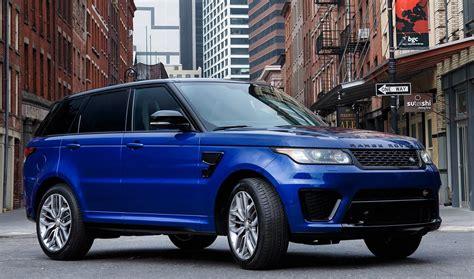 range rover svr range rover sport svr toned in all terrain autocarweek com