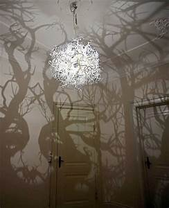 Forest Lamp for your Bedroom