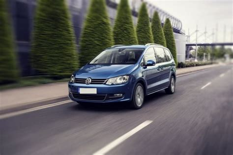 vw sharan redesign price release date