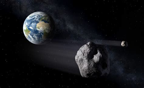 "NASA Says ""No Chance"" Small Asteroid Will Hit Earth On ..."