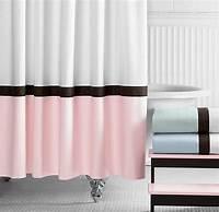 restoration hardware shower curtain Framed Shower Curtains | Shower Curtains | Restoration Hardware Baby & Child | Shower/Nursery ...