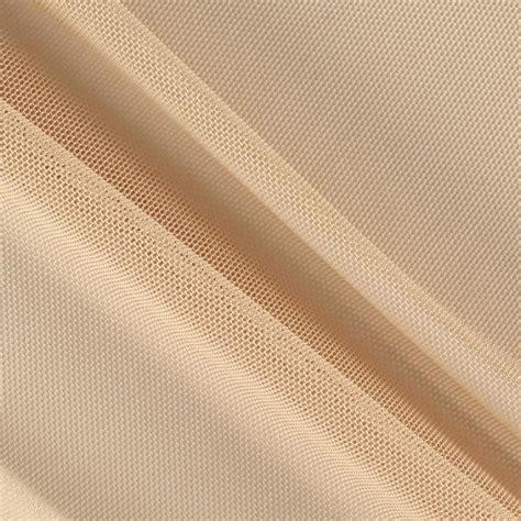 stretch shaper mesh black discount designer fabric fabric