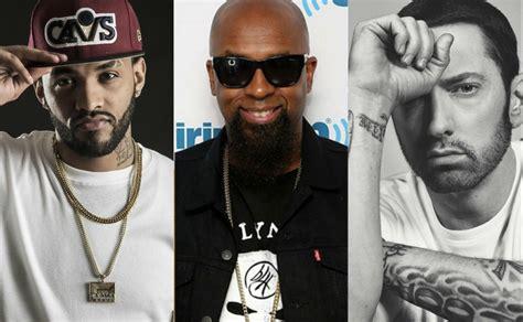 Tech N9ne & Joyner Lucas Reacts To Eminem Naming Them In ...