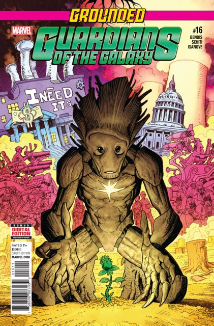 guardians of the galaxy 1 issue