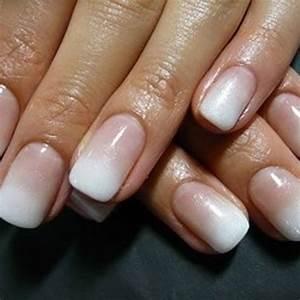 Ongles Pinterest : french manucure d grad ongles pinterest french manucure ongles et manucure ~ Melissatoandfro.com Idées de Décoration