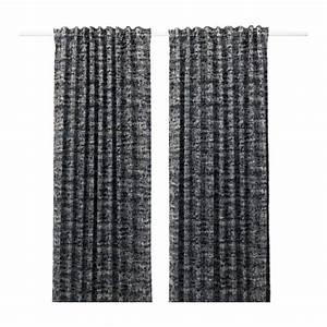 Rideaux Occultants Ikea : solidaster rideaux occultants 1 paire ikea ~ Teatrodelosmanantiales.com Idées de Décoration