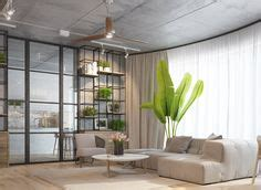 3 Inspiring Homes With Concrete Ceilings And Wood Floors by Wood Grain Grains And Woods On